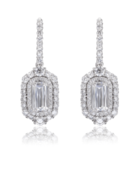 L'Amour Crisscut® Diamond Earrings