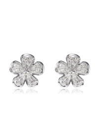 L'Amour Crisscut® Pear Diamond Earrings