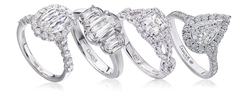 Top 4 engagement ring cuts trending now