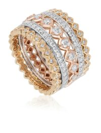 Christopher Designs Diamond Fashion Ring