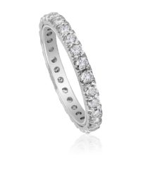 Christopher Designs diamond eternity band