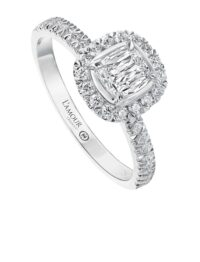 Christopher Designs engagement ring